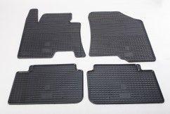 Stingray Коврики в салон резиновые Kia Ceed 12-/Hyundai I 30 12- (4 шт)