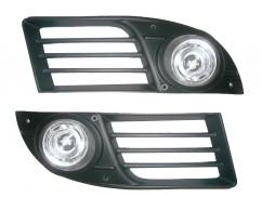 G-plast Противотуманные фары для Fiat Doblo 2006-2010 (комплект - 2шт)