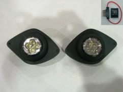 G-plast Противотуманные фары для Fiat Ducato/Citroen Jumper/Peugeot Boxer 2006- (комплект - 2шт) /LED