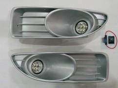 G-plast Противотуманные фары для Fiat Linea 2012- (комплект - 2шт) /LED