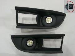 G-plast Противотуманные фары для Ford Transit 2006- (комплект - 2шт) /LED