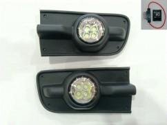 G-plast Противотуманные фары для Opel Astra G (комплект - 2шт) /LED
