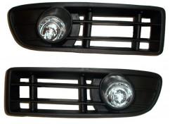 G-plast Противотуманные фары для Volkswagen Bora (комплект - 2шт)