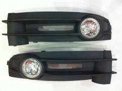 G-plast Противотуманные фары для Volkswagen Caddy 04-12 (комплект - 2шт)