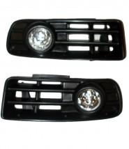 G-plast Противотуманные фары для Volkswagen Golf 4 (комплект - 2шт)