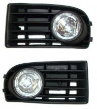 G-plast Противотуманные фары для Volkswagen Golf 5 (комплект - 2шт)