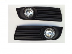 G-plast Противотуманные фары для Volkswagen Jetta 2006-2011 (комплект - 2шт)