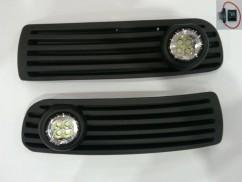 G-plast Противотуманные фары для Volkswagen Passat B5 (комплект - 2шт) /LED