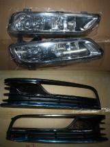 G-plast Противотуманные фары для Volkswagen Passat B7 (комплект - 2шт)