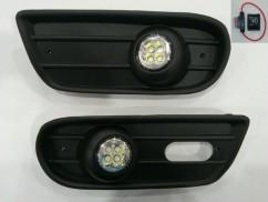 G-plast Противотуманные фары для Volkswagen Transporter T4 (комплект - 2шт) /LED