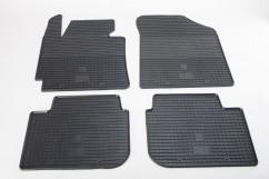Stingray Коврики в салон резиновые Kia Cerato 12-/Hyundai Elantra 11-15 (4 шт)