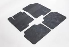 Stingray Коврики в салон резиновые Kia Magentis 06-/Kia Optima 12-/Hyundai Sonata NF 05-/Sonata YF 11- (4 шт)