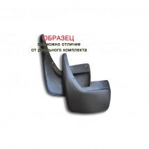 Novline Брызговики SUZUKI SX4 2007-> FIAT Sedici 2006 ->(с расширителем арок) передние