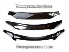 Дефлектор капота  HYUNDAI TUCSON с 2004-2009 г.в (без клыков)