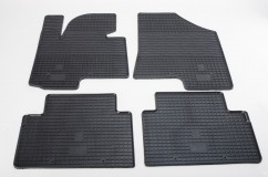 Stingray Коврики в салон резиновые Kia Sportage 10-/Hyundai IX35 10- (4 шт)