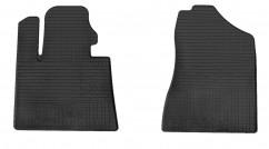 Коврики в салон резиновые Kia Sportage QL 16-/Hyundai TL 15- (2 шт)