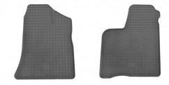 Stingray Коврики в салон резиновые Lada 2110, 2111, 2112 / Lada Priora 00- (2 шт) (design 2016)