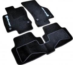 AVTM Коврики в салон текстильные Volkswagen Passat (2014-) B8 SD Черные, комплект 5шт,