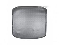 Резиновый коврик в багажник Audi A3 (8VA) SD (12-) 4дв,