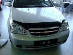 Дефлектор капота  Chevrolet LACETTI sedan, wagon 2004-