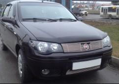 Дефлектор капота  FIAT Albea 2006-