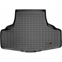 Коврик в багажник премиум  Infiniti Q70 2014-, черный