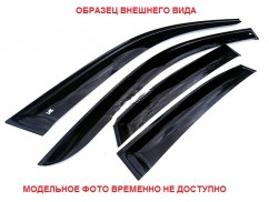 Ветровики BMW X5 (E70) 2007-2013
