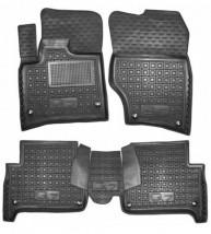 Коврики в салон Audi Q7 (4LB) (05-15)