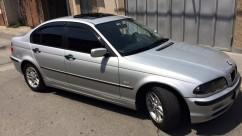 Ветровики BMW 3 Sd (E46) 1998-2005