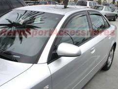Дефлекторы окон Audi A4 (B6) 2000-2008 Sedan