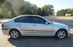 Дефлекторы окон BMW 3 Series Е46 1998-2004 Sedan HIC