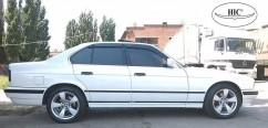 Дефлекторы окон BMW 5 Series Е34 1988-1995 Sedan
