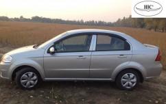Дефлекторы окон Chevrolet Aveo II 2006-2011 Sedan / Zaz Vida 2012 -> Sedan
