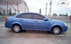 Дефлекторы окон Chevrolet Lacetti 2004 - Sedan