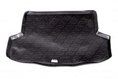 Коврик в багажик Chevrolet Aveo sd (06-)