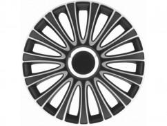 """Argo Колпаки 13"""" LEMANS PRO BLACK&SILVER (Комплект 4шт.)"""