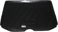 Коврик в багажик Citroen C3 Picasso (09-)