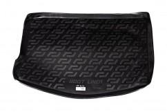 Коврик в багажик Ford Focus II hb (05-)