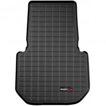 Коврик в багажник премиум  Tesla Model S 2012-13 черный передний 2WD