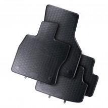 Geyer&Hosaja Ковры салона резиновые SEAT LEON III (2013 -) / VW GOLF VII (2012 -) (4шт.)