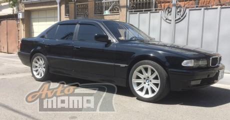 Cobra Tuning Ветровики BMW 7 Sd (E38) 1994-2001  - Картинка 1
