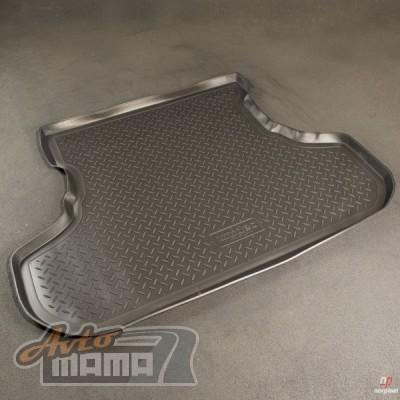 NorPlast Резиновый коврик в багажник Dodge Avenger SD (07-) - Картинка 1