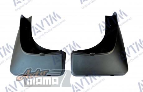 AVTM Брызговики  BMW X5 (Е70) 2007-2013 (задние комплект  2шт) - Картинка 1