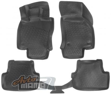 Lada Locker Коврики в салон полиуритановые Audi A3 (8V) sportback (12-)  - Картинка 1