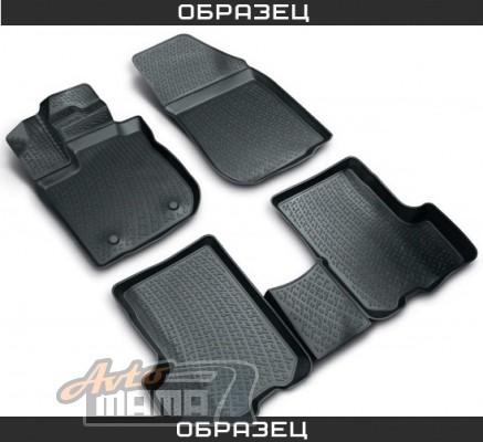 Lada Locker Коврики в салон полиуритановые Audi A4 V (B9) sd (15-)  - Картинка 1