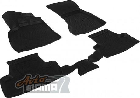 Lada Locker Коврики в салон полиуритановые Audi Q5 (08-12)  - Картинка 1