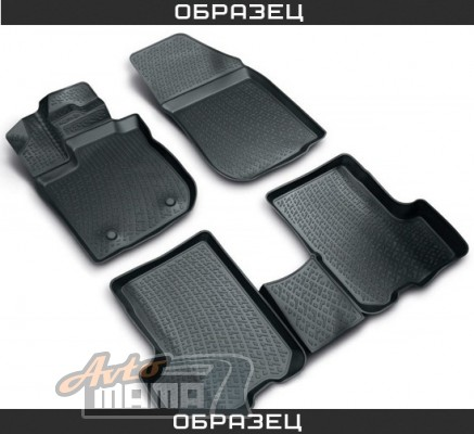 Lada Locker Коврики в салон полиуритановые Audi Q7 (15-)  - Картинка 1
