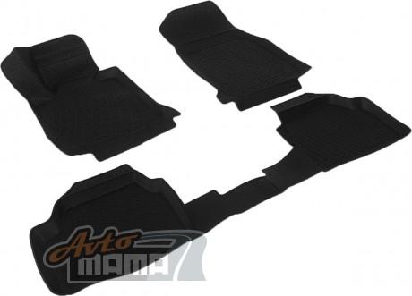 Lada Locker Коврики в салон полиуритановые BMW 1 II (F20) 5 dr. (11-)  - Картинка 1