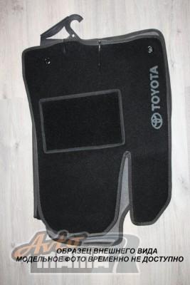 Чернигов Коврики салона текстильные  Ford Focus II (08-) черные - Картинка 1