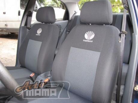 Prestige Чехлы на сиденья модельные Daewoo Lanos 1997 - (стандарт) - Картинка 1